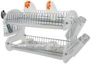 HC-A1097 Double Tiers Dish Drainer